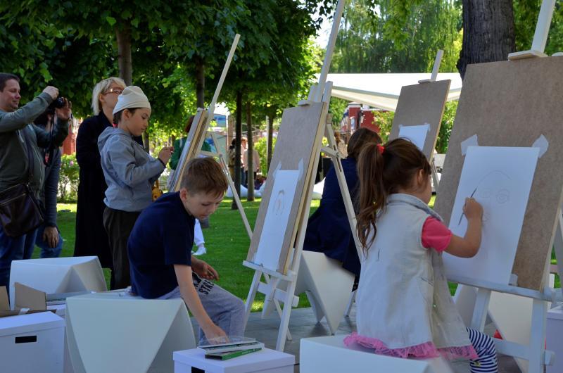 Пользователи «Активного гражданина» проголосовали за «Арт-среды» в Битцевском парке. Фото: Анна Быкова