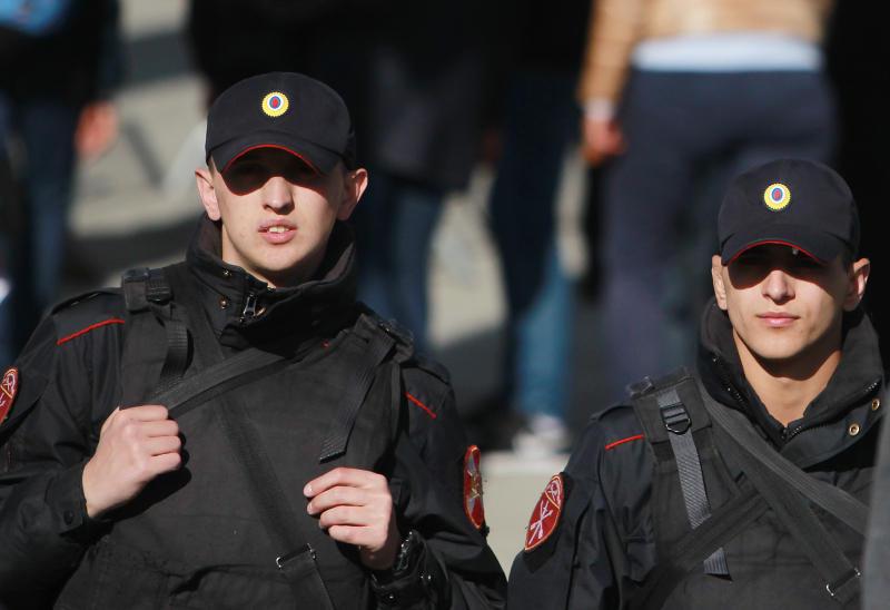 Более четырех тысяч человек будут обеспечивать безопасность в местах празднования Ураза-байрама в Москве. Фото: Наталия Нечаева, «Вечерняя Москва»