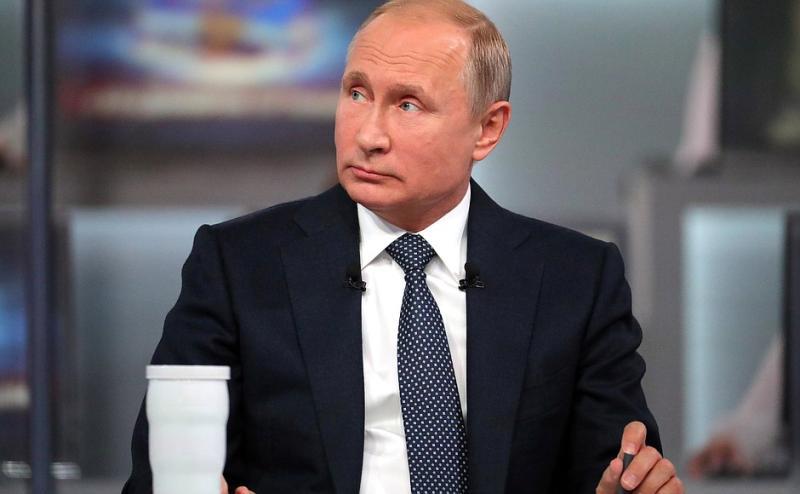 Путин позитивно оценил ход реализации программы реновации в Москве