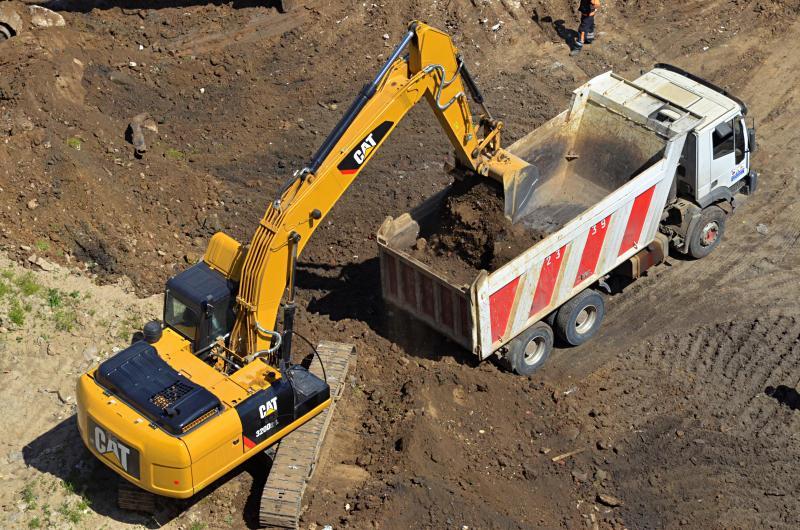 Началось строительство гостиницы на улице Летниковская