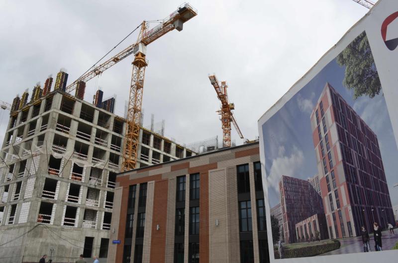 Гостиницу с апартаментами и офисами построят в Даниловском районе. Фото: архив, «Вечерняя Москва»