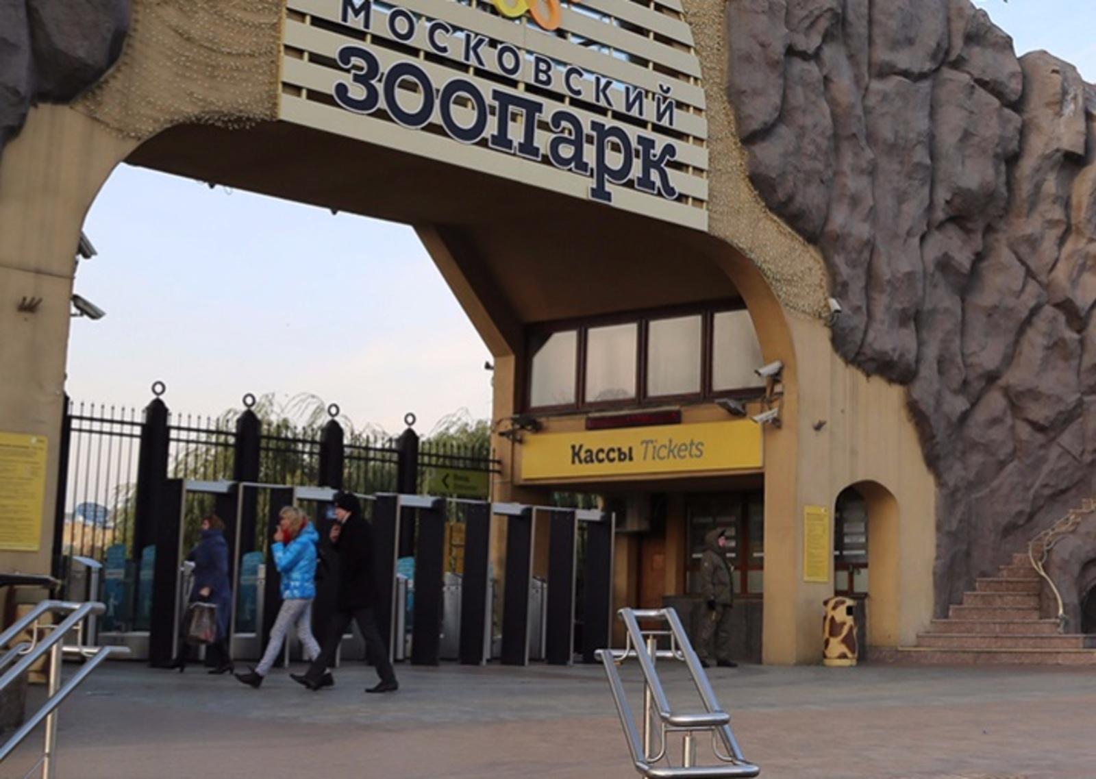 Акция по сбору мусора стартует в Московском зоопарке