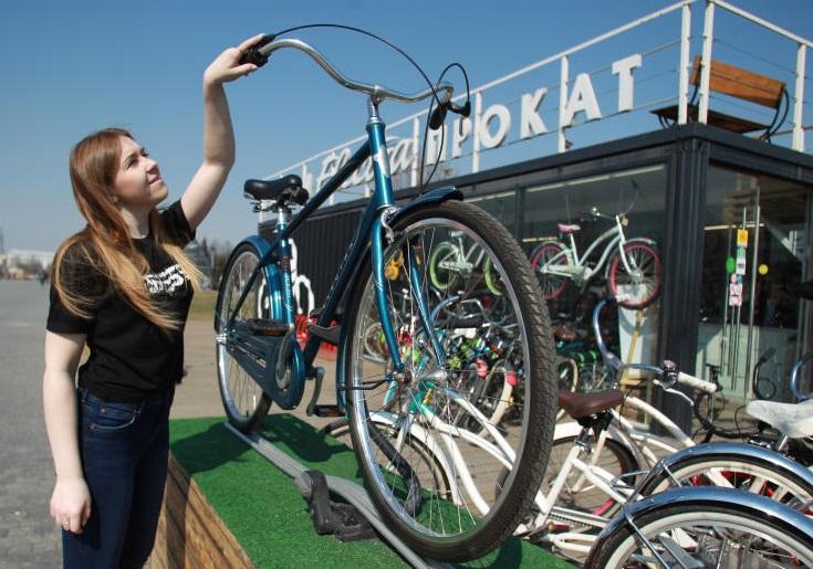 Велосипед напрокат: где жители Зябликова могут взять в аренду двухколесный транспорт