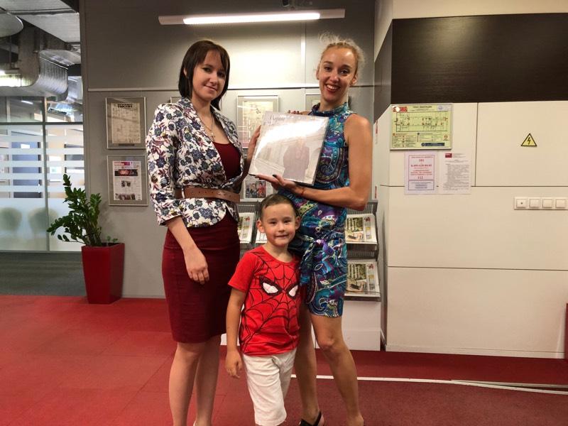 Редакция «Южных горизонтов» наградила лучшего «Народного корреспондента» за июнь