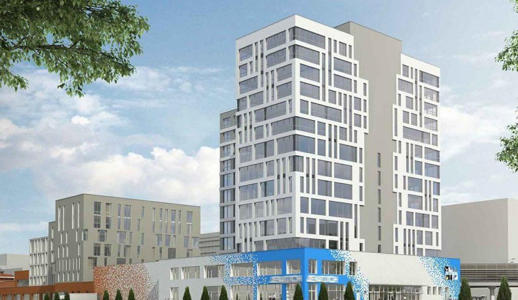 Гостиничный комплекс построят рядом с «Парком Легенд»