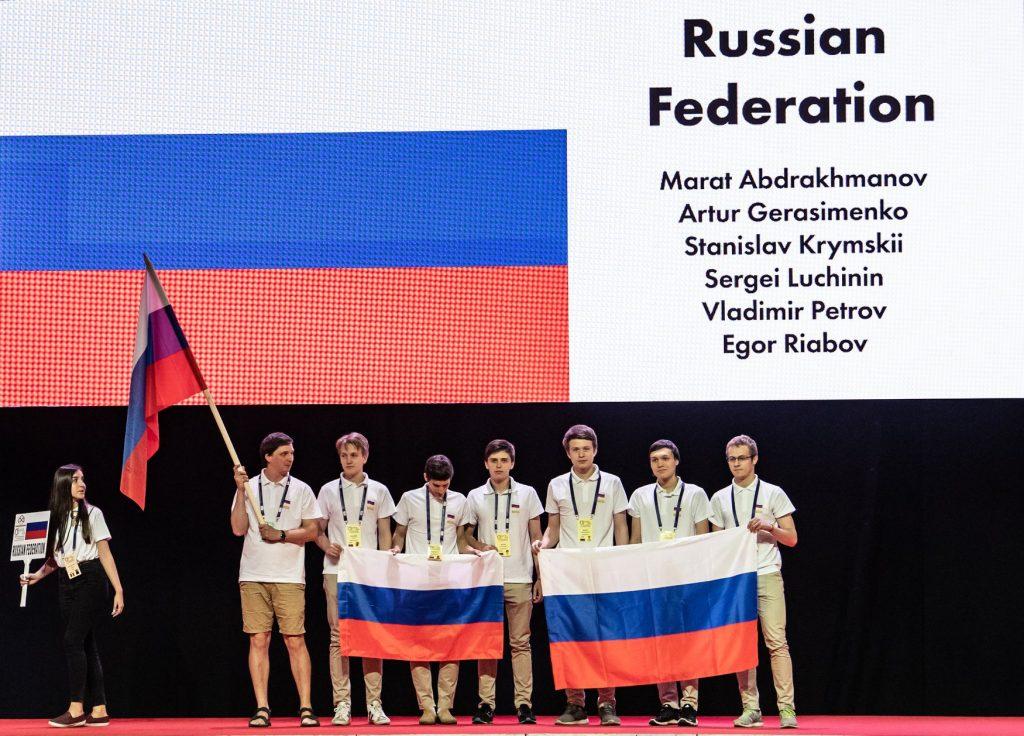 Столичные школьники стали победителями Международной математической олимпиады