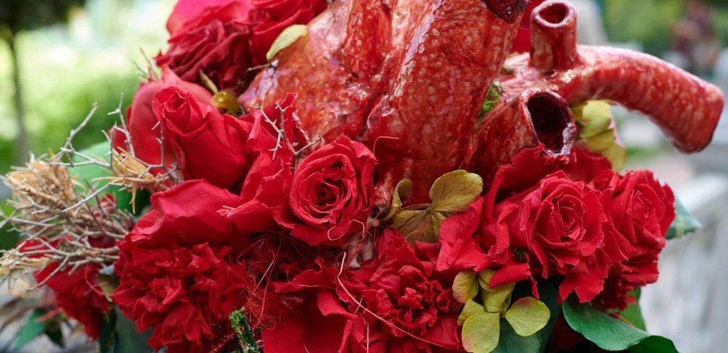 В Москве на выставке кинетических скульптур представят необычное сердце