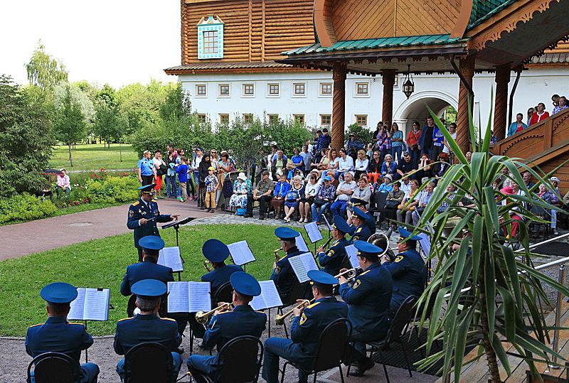 Фестиваль духовой музыки пройдет в «Коломенском»