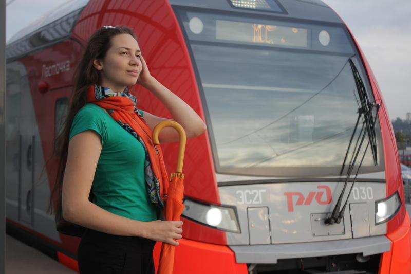 Время пересадки с пригородных поездов на МЦК займет считанные минуты