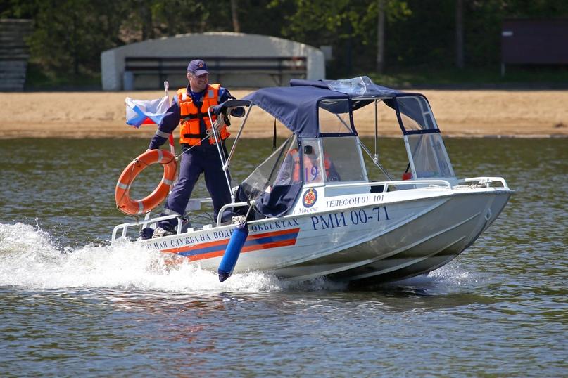 Помощьспасателей на воде за прошедшую неделю