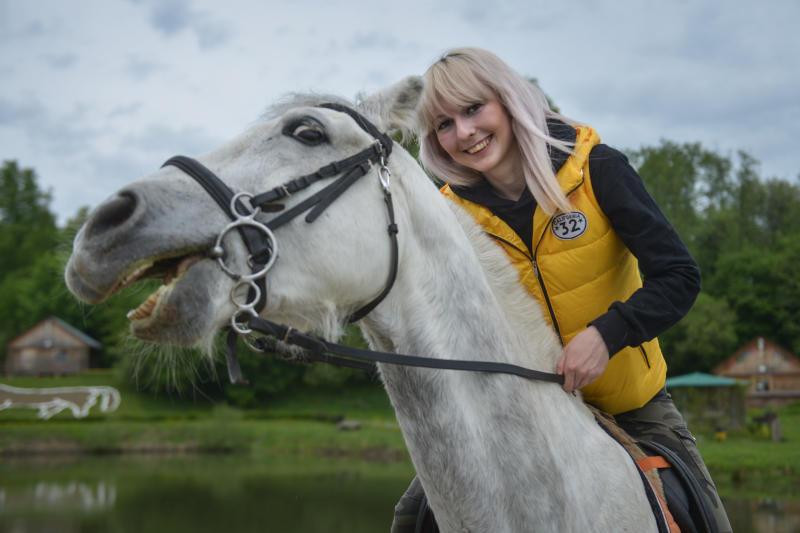 Ранее считалось, что лошади с помощью фырканья очищают нос от слизи и грязи. Фото: Наталья Феоктистова