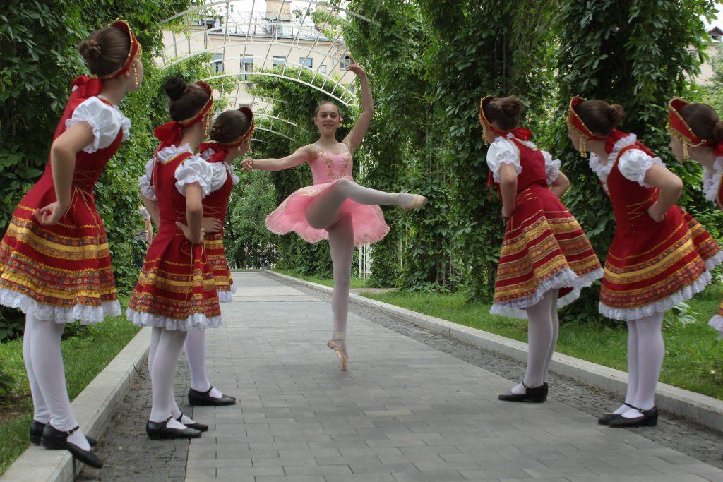 Школу хореографии и изобразительных искусств построят на юго-западе столицы