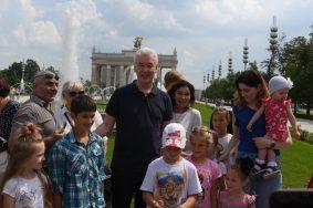 Сергей Собянин рассказал о реставрации «Колоса».Фото: архив, «Вечерняя Москва»