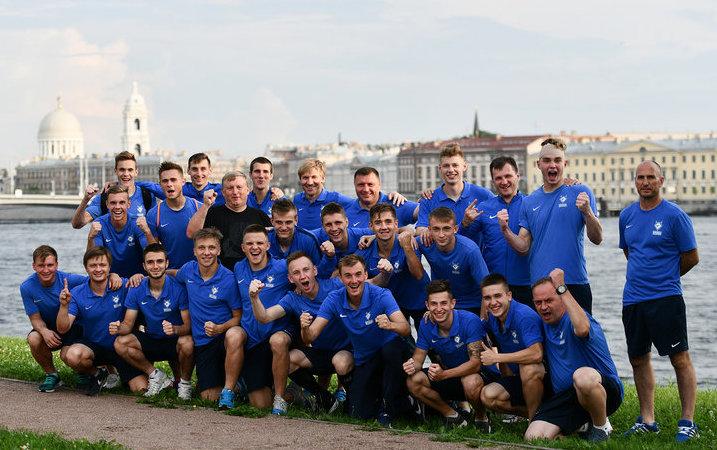 Наши в ФНЛ: как Чертановцы вышли в Футбольную национальную лигу