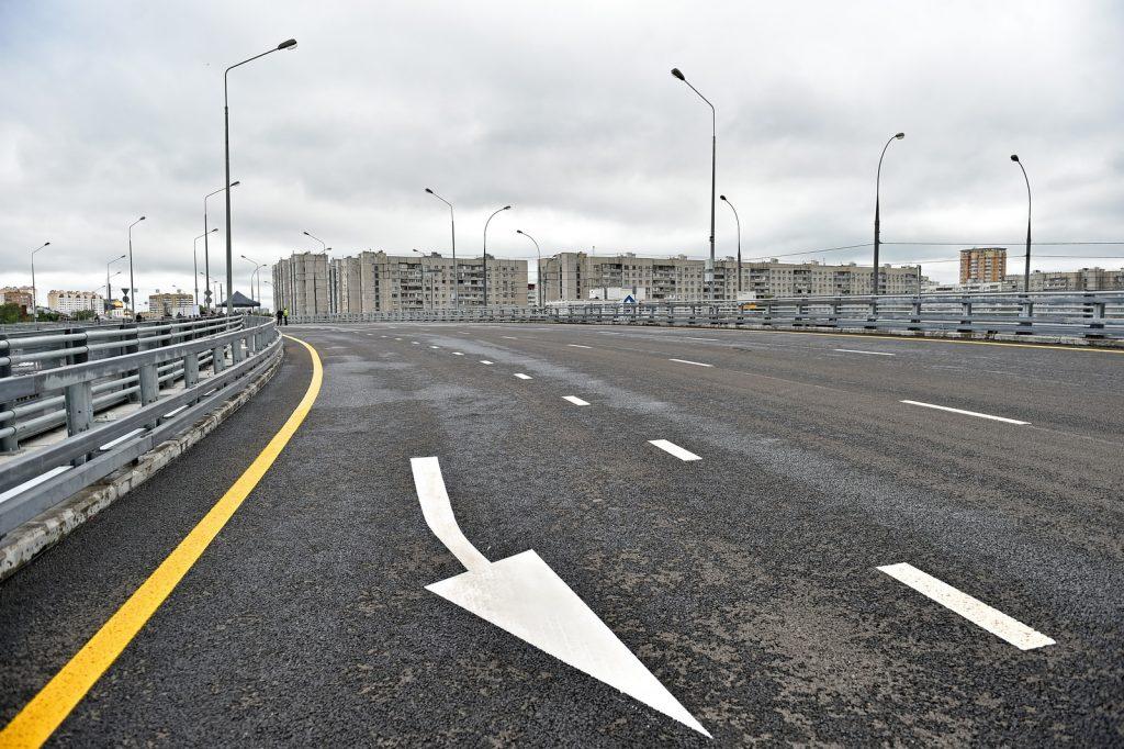 Участок Северо-Восточной хорды будет запущен коДню города