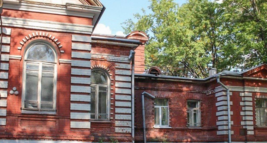 Больницу имени святой Ольги признали памятником архитектуры