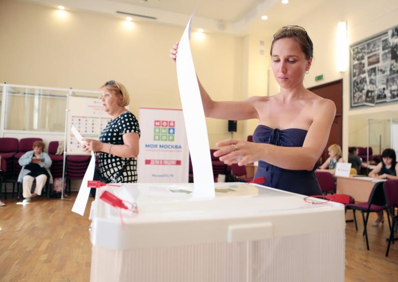 Программа «Мобильный избиратель» стартовала в столице