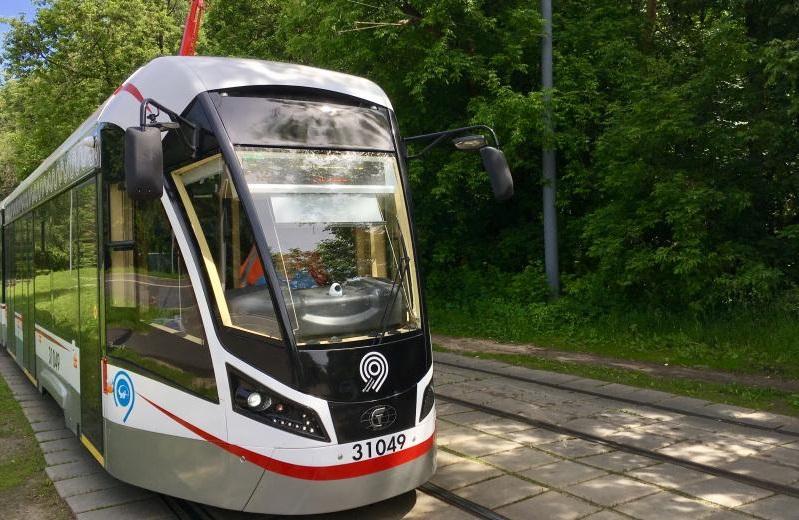 Информацию о Чемпионате мира по футболу начали транслировать в трамваях «Витязь-М»