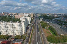 Южная рокада станет ключевым дорожным проектом Москвы. Фото: пресс-служба Департамента строительства города Москвы