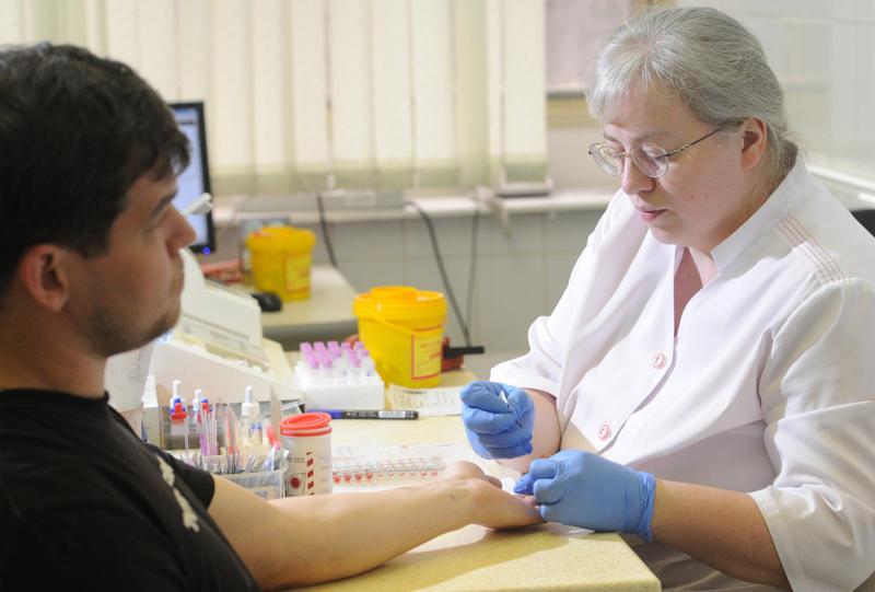 Программа по раннему выявлению онкологических заболеваний пройдет в поликлиниках ЮАО. Фото: официальный сайт мэра и Правительства Москвы