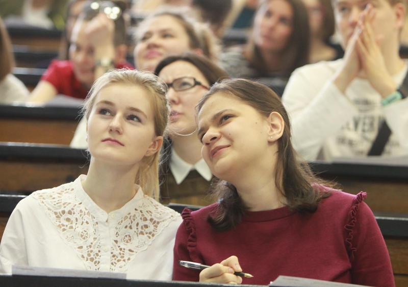 НИЯУ МИФИ совместно с ВАВТом запустил новую образовательную программу. Фото: Наталия Нечаева, «Вечерняя Москва»