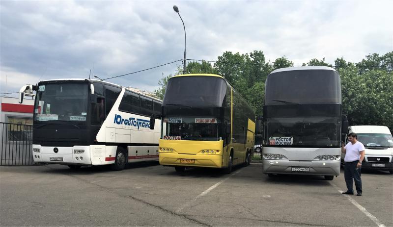 Доехать в Симферополь и Ставрополь можно от автостанции «Орехово»