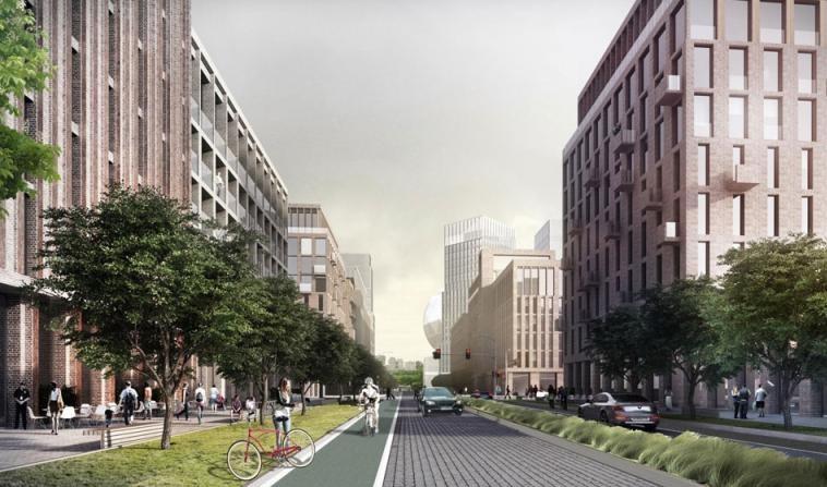 Будущее промзон столицы: вместе с жилыми комплексами появятся рабочие места
