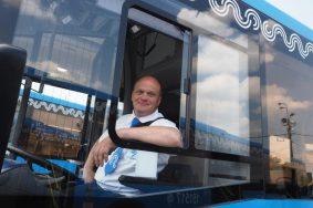 Изменился режим работы транспорта в Орехово-Борисово. Фото: Антон Гердо, «Вечерняя Москва»