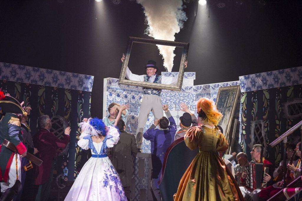 Московский областной ТЮЗ попытается достать «Звезду театрала»