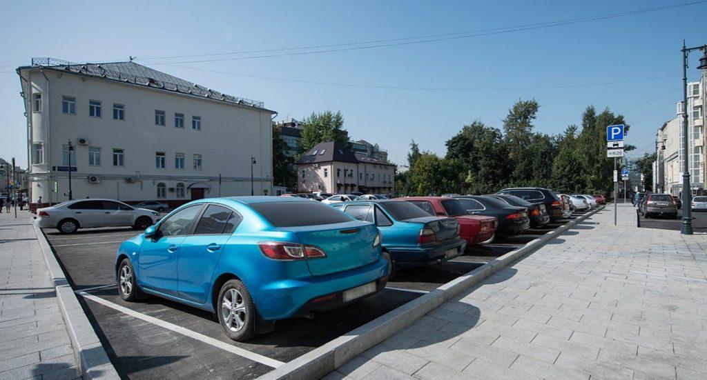 Более 2,7 миллиона автомобилистов скачали приложение «Парковки Москвы»