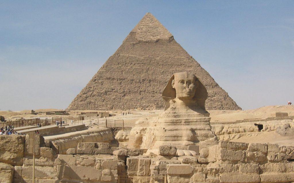 Ученые: Пирамида Хеопса поможет создать гаджеты будущего