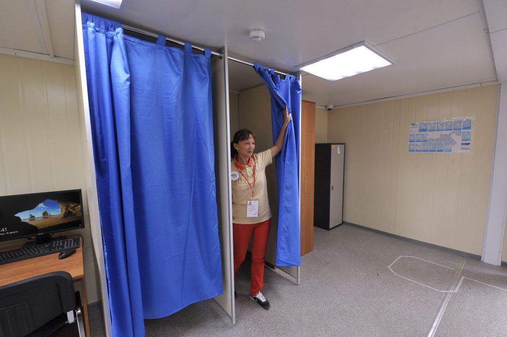 Избирательные участки прошли проверку