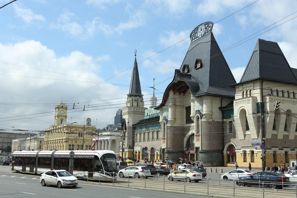 Киоски на вокзалах Москвы могут оформить в едином стиле