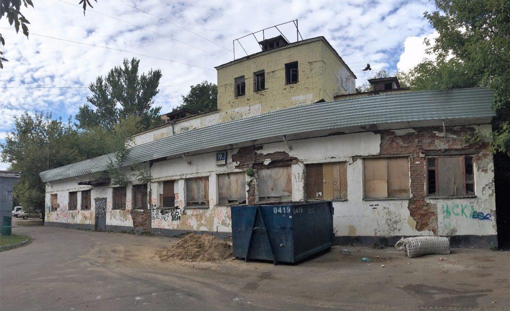 Культурный центр «Знамя» реконструируют