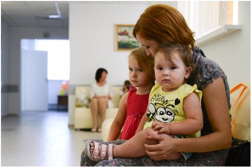 Филиал Детской поликлиники № 12 в Орехове-Борисове Северном отремонтируют до декабря 2020 года