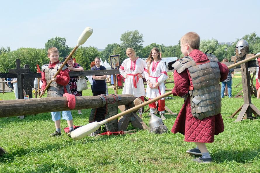 В фестивале славянского искусства «Русское поле» примут участие57 регионов России