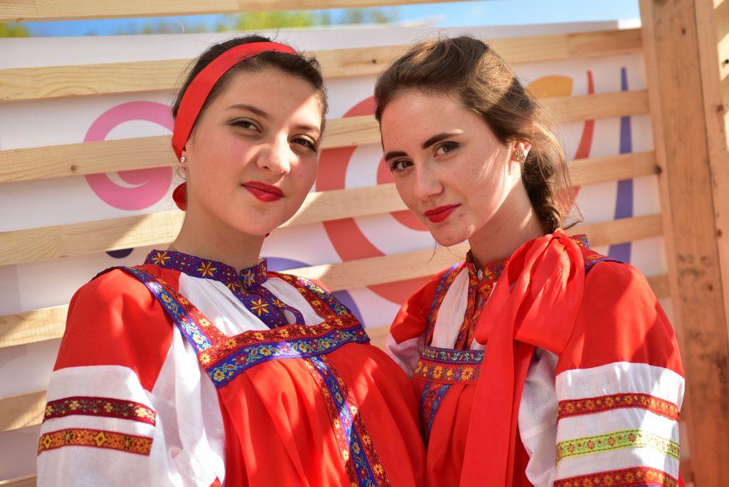 Русское поле — большой праздник для всей страны
