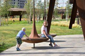 Столичные парковые зоны благоустроят ко Дню города.Фото: архив, «Вечерняя Москва»