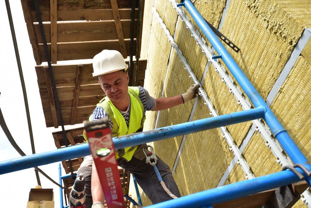 Строительство поликлиники в Нагатинском Затоне возобновили. Инфографика