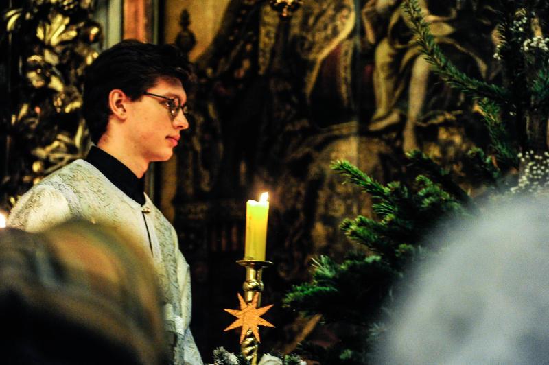 Молебен по случаю начала нового учебного года пройдет в Донском монастыре