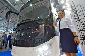 Электробусы запустят на ВДНХ осенью.Фото: архив, «Вечерняя Москва»