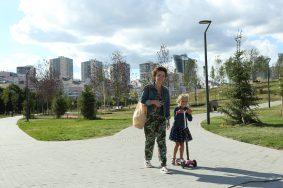 Выходные дни принесут в столицу облачную погоду.Фото: архив, «Вечерняя Москва»