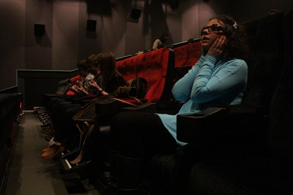 Кинотеатр «Иллюзион» открыли после реставрации.Фото: архив, «Вечерняя Москва»