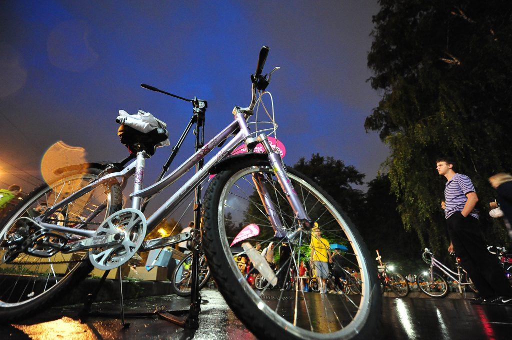 Власти Москвы согласуют 24-километровый маршрут «Велоночи»