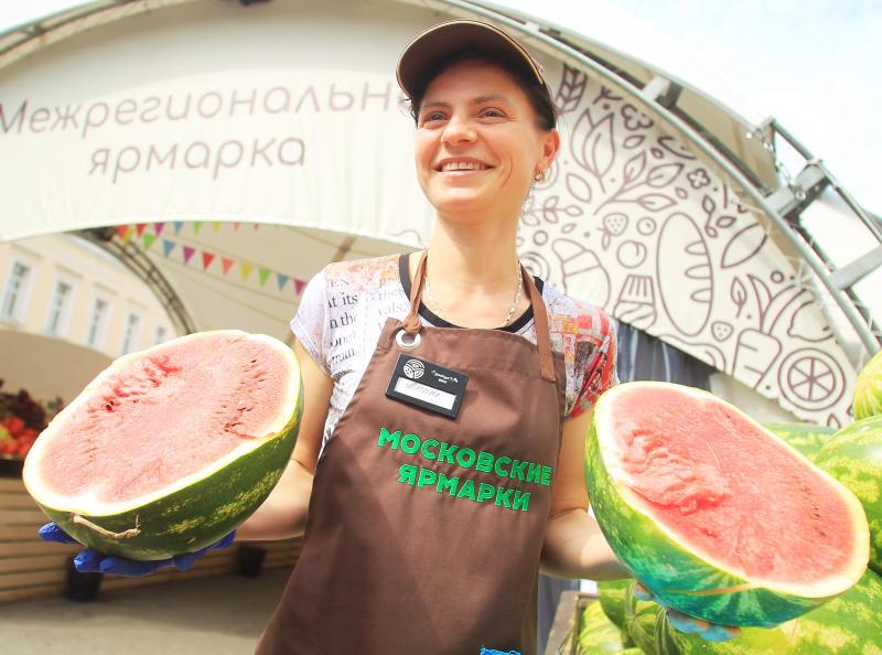 Москвичей предостерегли от арбузной диеты
