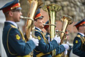 Фестиваль пройдет на Красной площади. Фото: Наталья Феоктистова