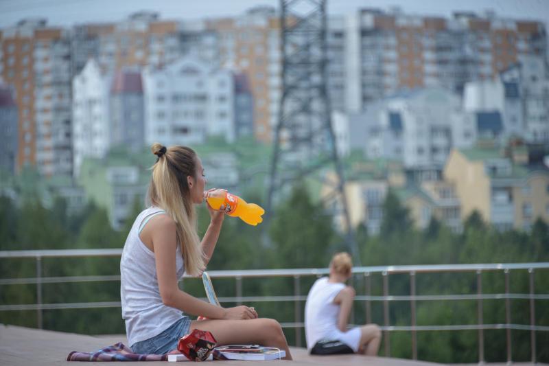 Синоптики пообещали 29-градусную жару на следующей неделе