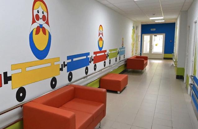 Детский сад в «Ривер Парке» ввели в эксплуатацию