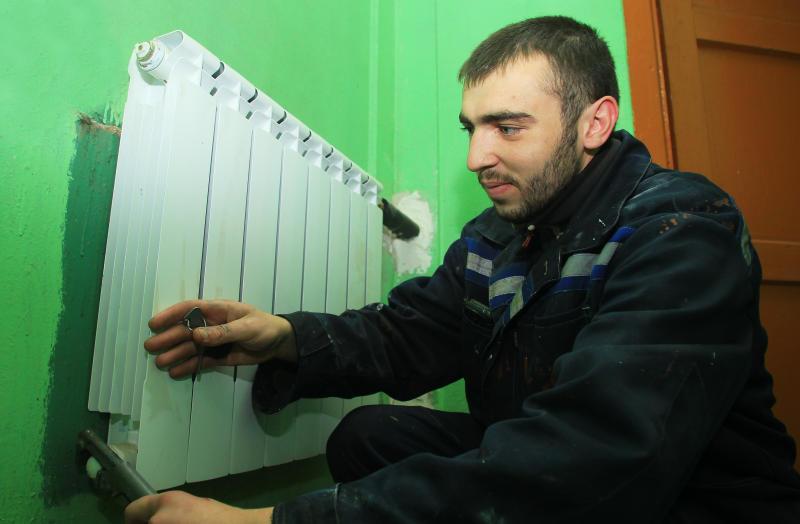 Капитальный ремонт провели в пяти домах Нагорного района за январь-август 2018 года