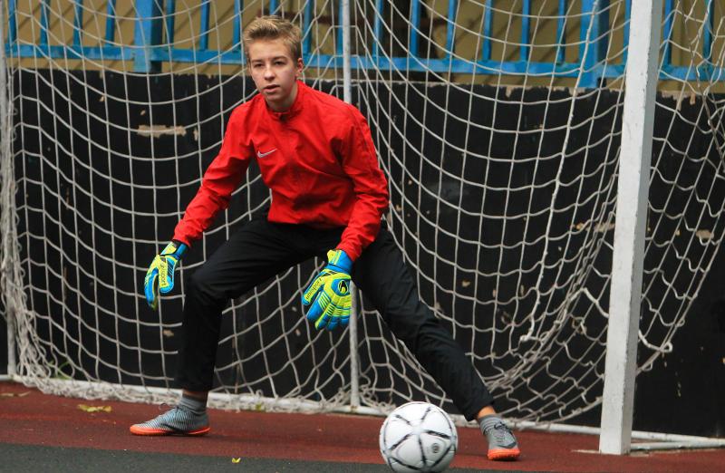 Свыше 200 юных футболистов соберут соревнования «Выходи во двор, поиграем»